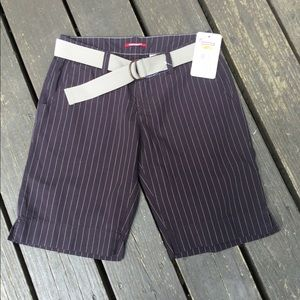 🆕 UNIONBAY Shorts With Belt